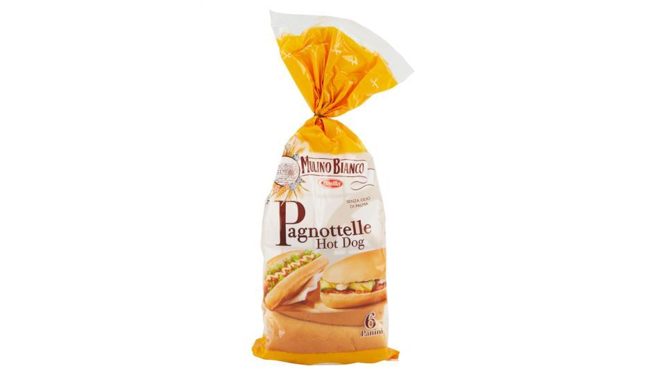 Mulino Bianco Pagnottelle Hot Dog