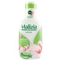 Malizia Bagno Schiuma Bio aloe e magnolia