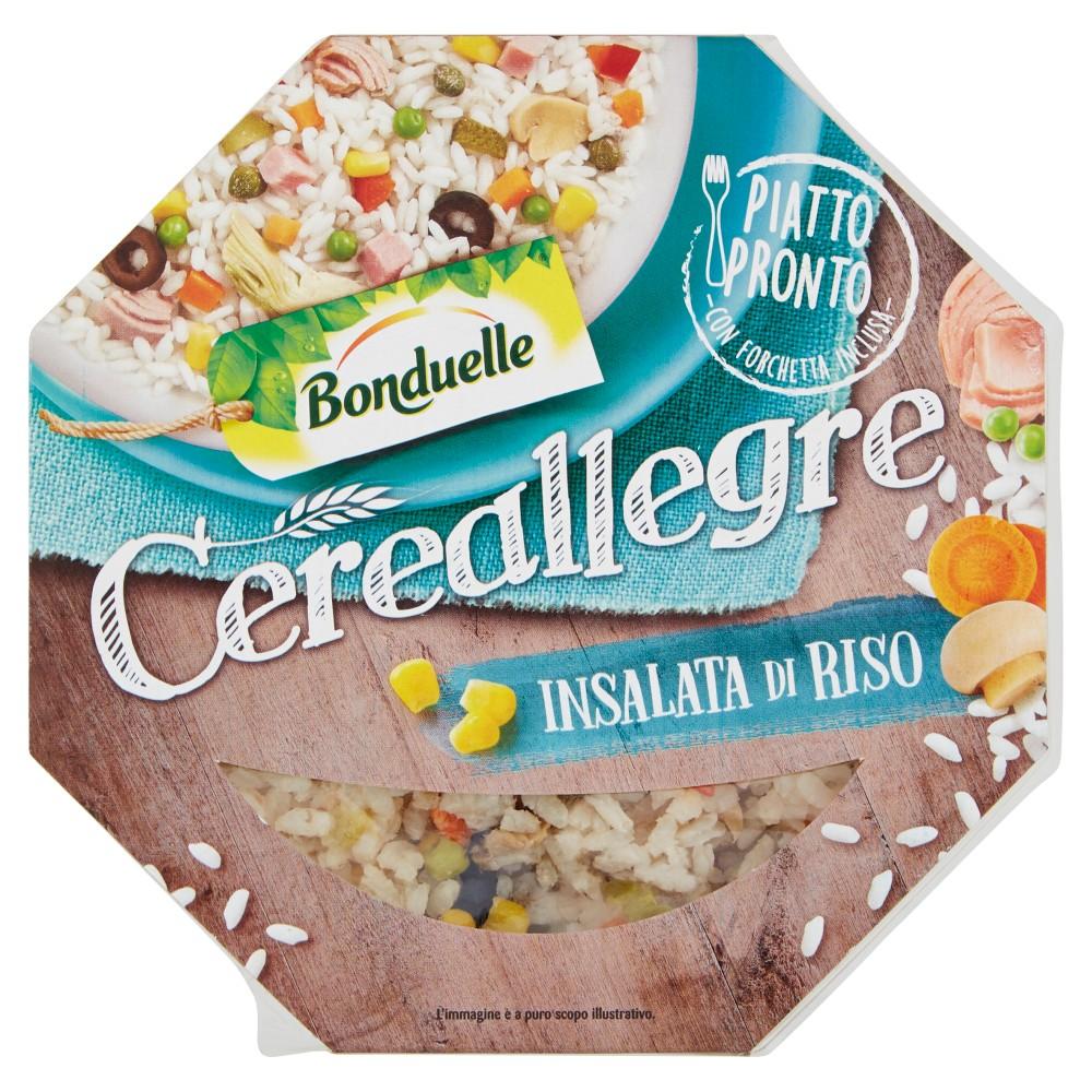 Bonduelle Cereallegre Insalata di Riso