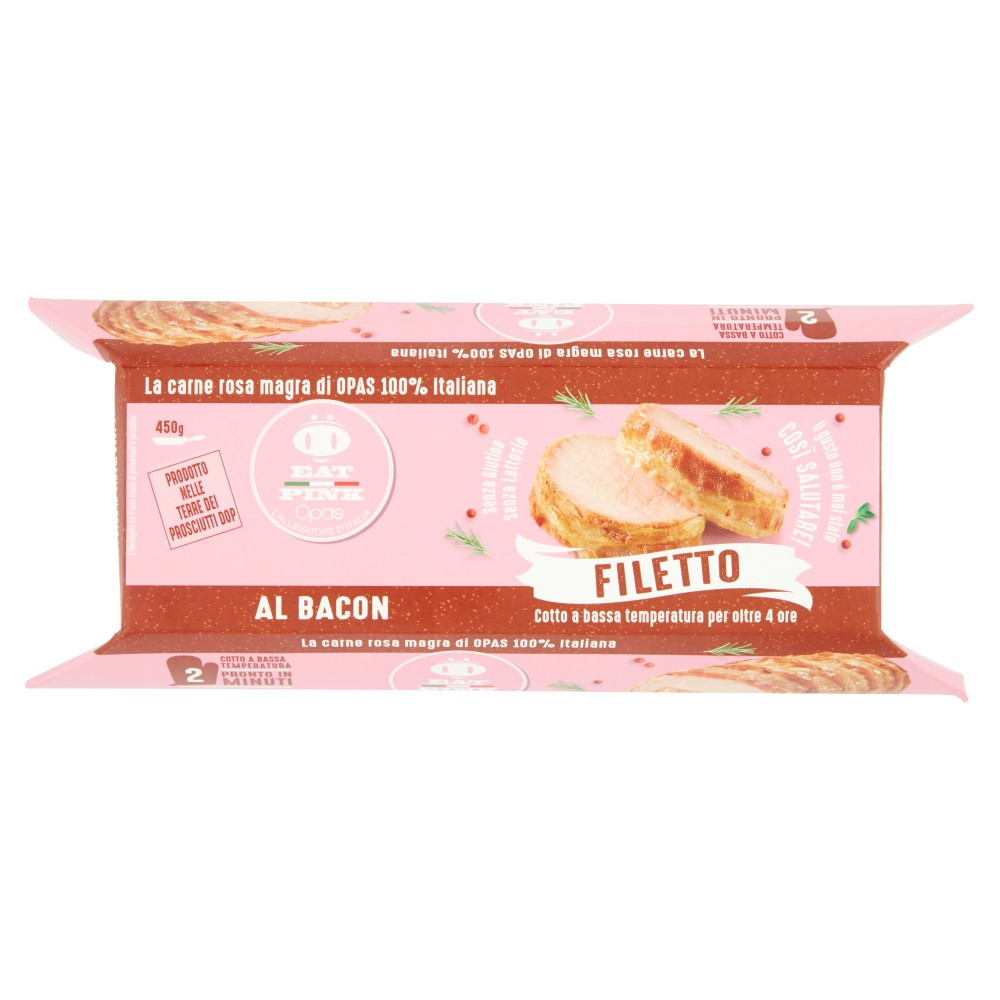 Eat Pink Filetto al Bacon