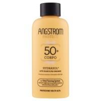 Angstrom Protect Hydraxol Latte Solare Ultra Idratante Corpo 50+ Protezione Molto Alta