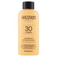 Angstrom Protect Hydraxol Latte Solare Ultra Idratante Corpo 30 Protezione Alta