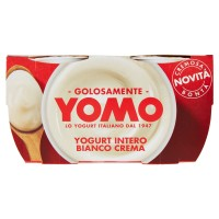 Yomo Yogurt Intero Bianco Crema