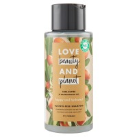 Love beauty and planet happy and hydrated Sulfate-Free Shampoo