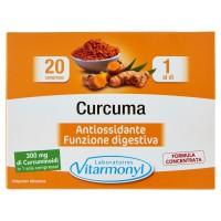 Laboratoires Vitarmonyl Curcuma Antiossidante Funzione digestiva 20 compresse