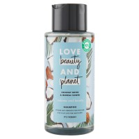 Love beauty & planet volume and bounty Shampoo
