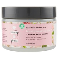 Love beauty & planet blooming strength and shine 2 Minute Magic Masque