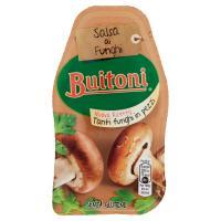 BUITONI SALSA AI FUNGHI Salsa fresca con funghi porcini