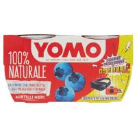 Yomo 100% Naturale mirtilli neri