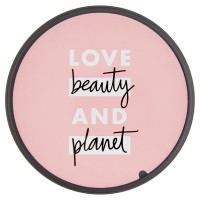 Love beauty and planet peace and glow Body Scrub
