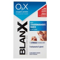 Blanx O₃X oxygen power Strisce Sbiancanti