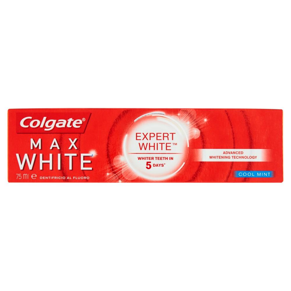 Colgate, Max White Expert White dentifricio