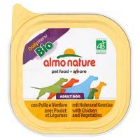 Almo nature Daily menu Bio con pollo e verdure