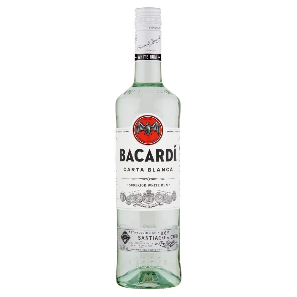 Bacardi, Carta Blanca Superior White Rum
