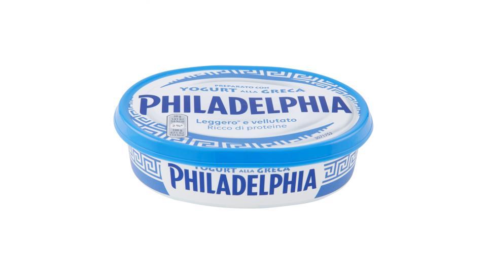 Philadelphia Benessere Preparato con Yogurt alla Greca