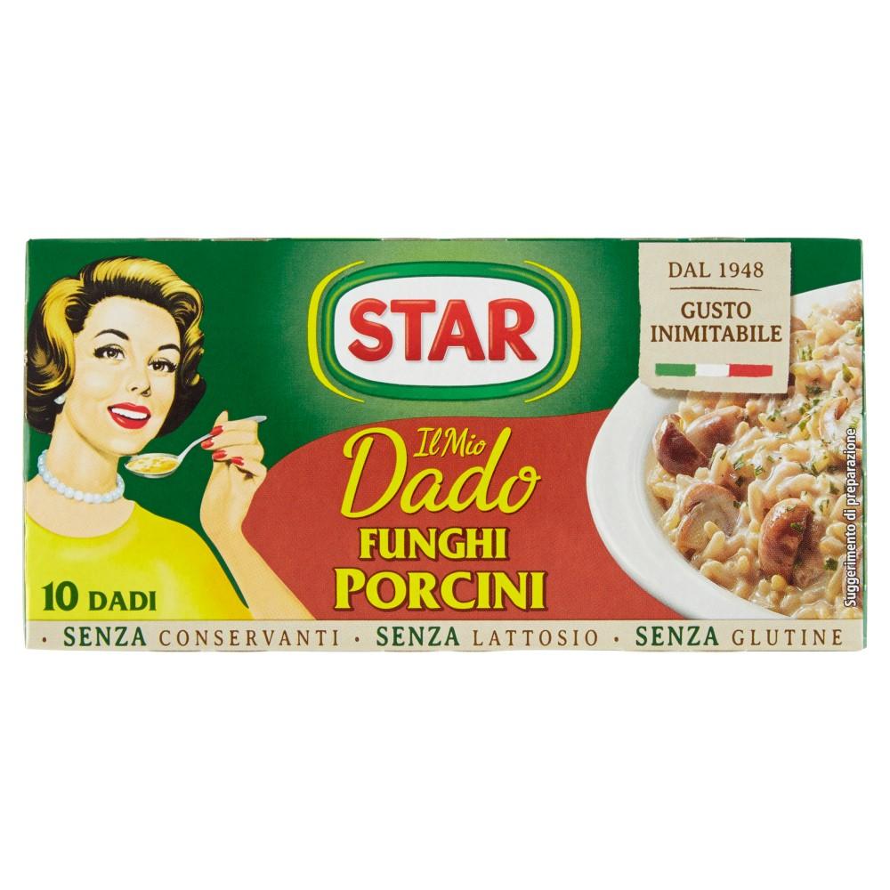 Star, Il Mio Dado funghi porcini 10 dadi