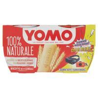 Yomo 100% Naturale biscotto ai 4 cereali