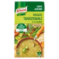 Knorr, Gusto Genuino passato tradizionale di 10 verdure