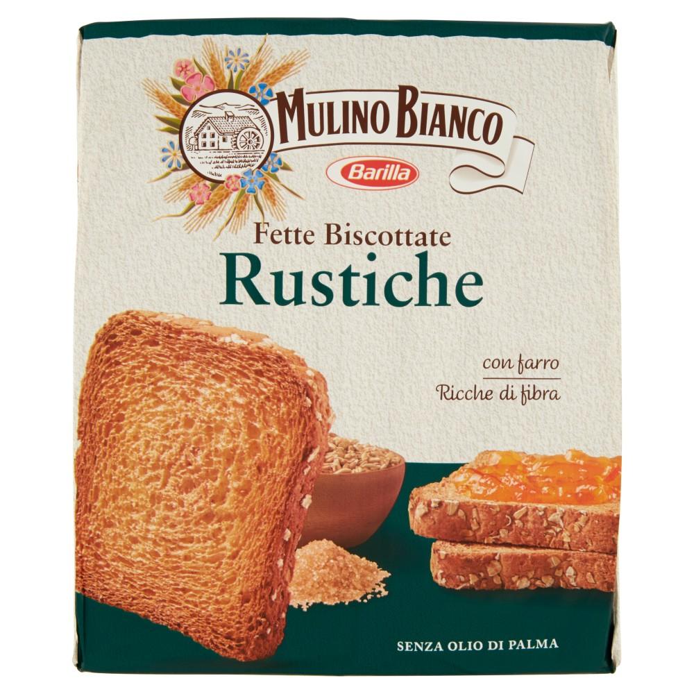 Mulino Bianco, Le Rustiche fette biscottate