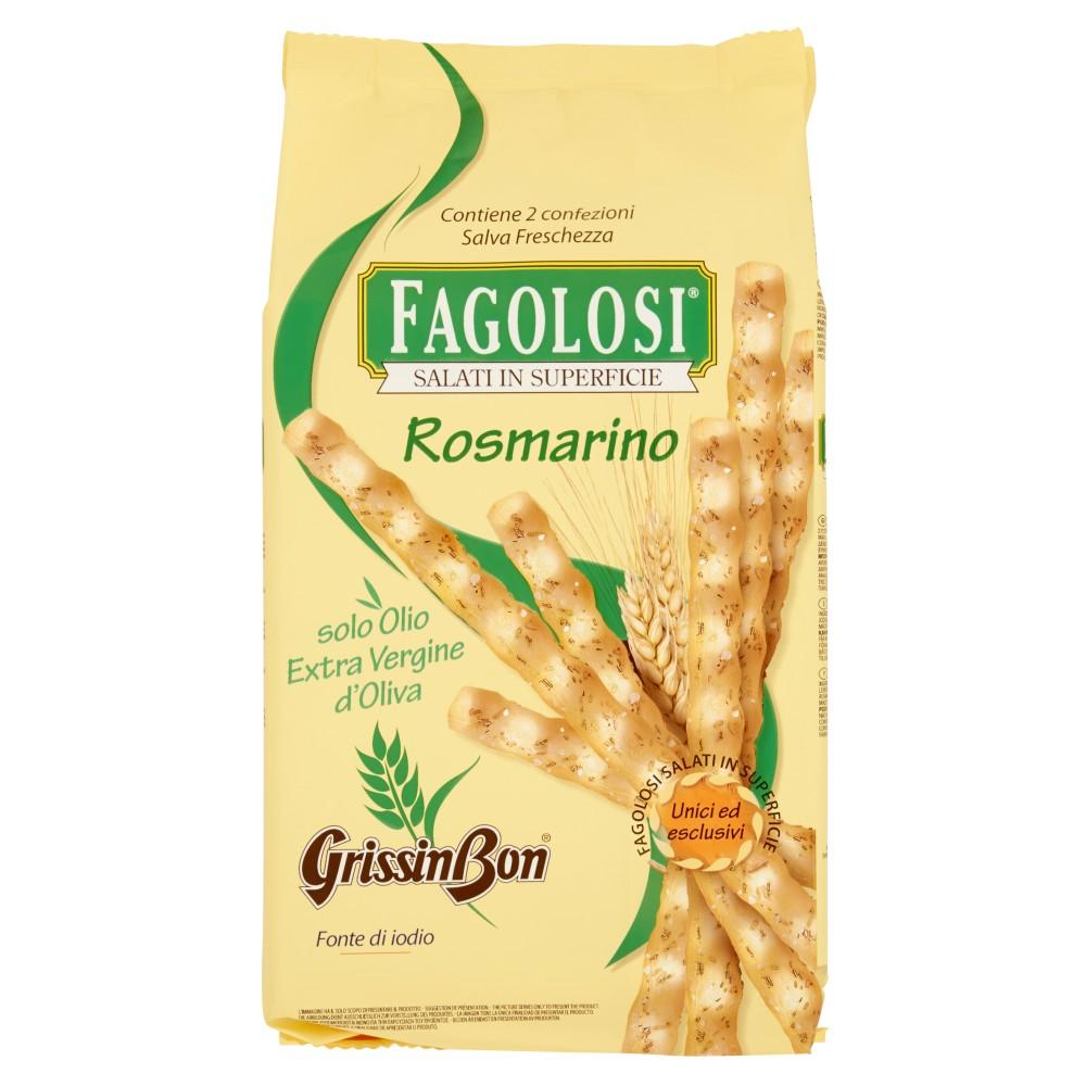 GrissinBon, Fagolosi al rosmarino