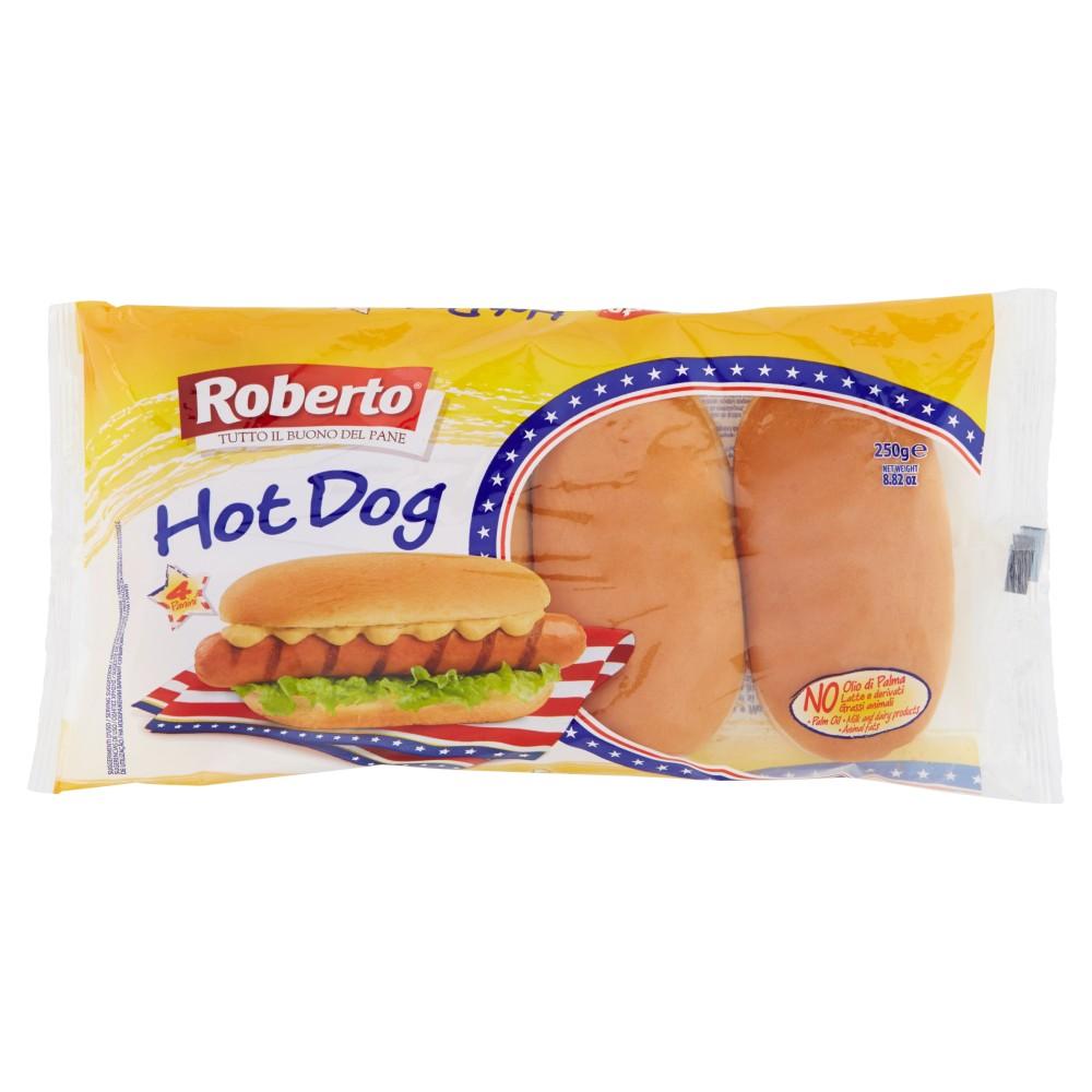Roberto, Hot Dog Integrale
