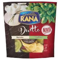Giovanni Rana, Duetto burrata - basilico