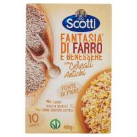 Riso Scotti, Fantasia Riso Farro e Benessere cereali antichi
