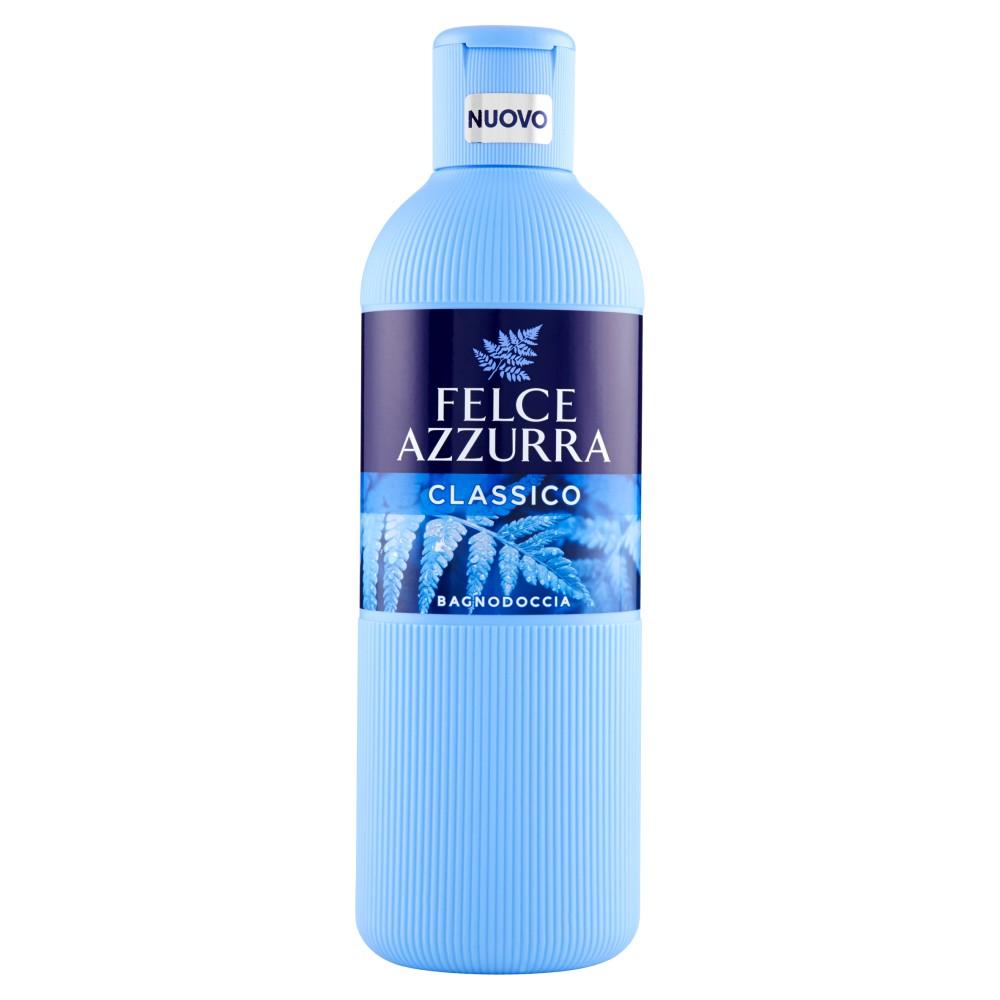 Felce Azzurra, Classico bagnodoccia