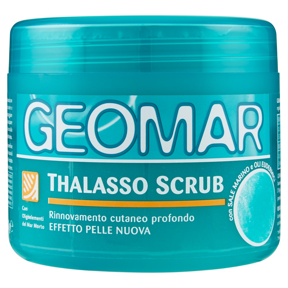 Geomar, Thalasso scrub