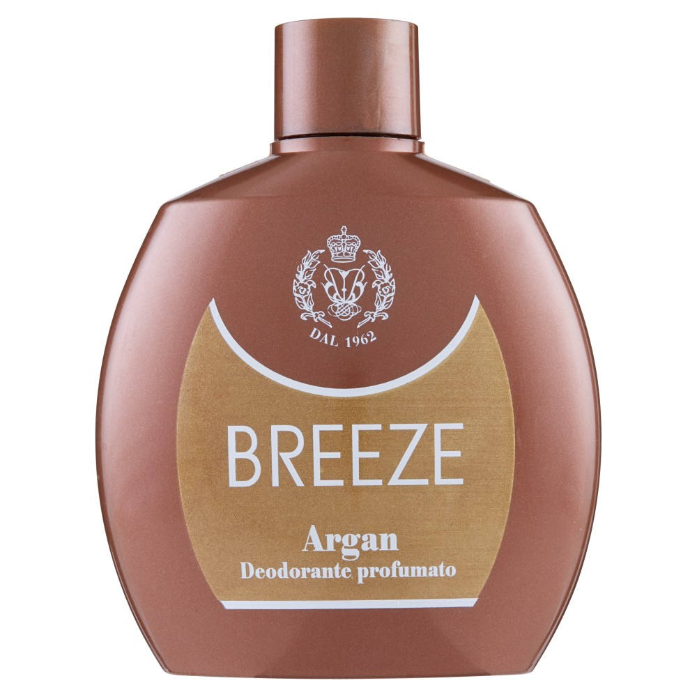 Breeze, Argan deodorante