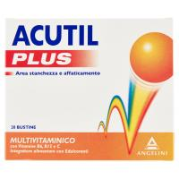 Acutil, Plus multivitaminico