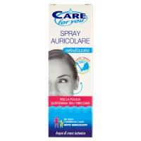 Care for you, spray auricolare nebulizzato