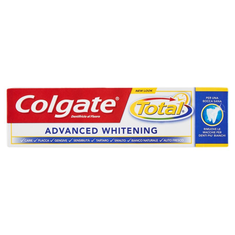 Colgate, Total Advanced Whitening dentifricio