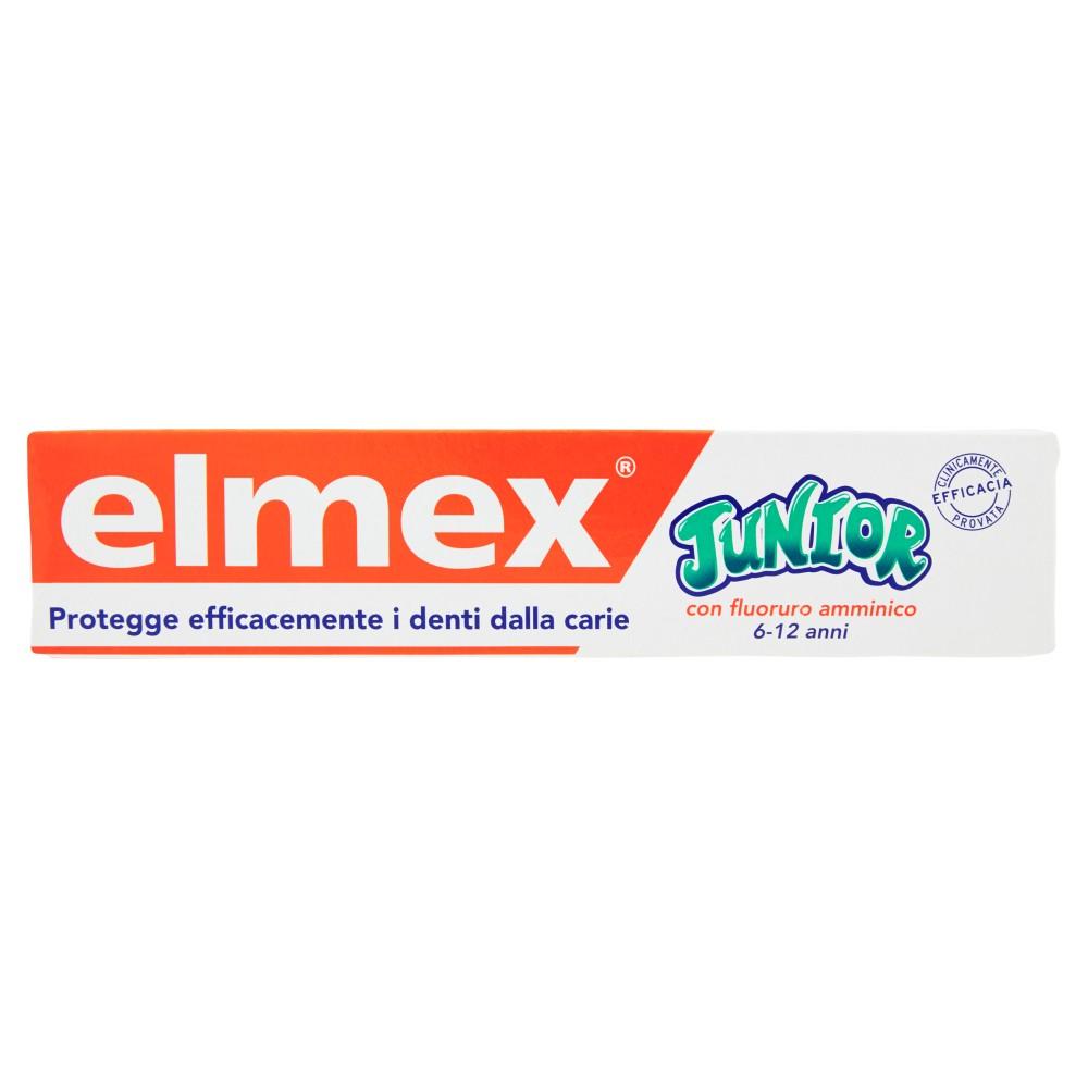 Elmex, Junior dentifricio