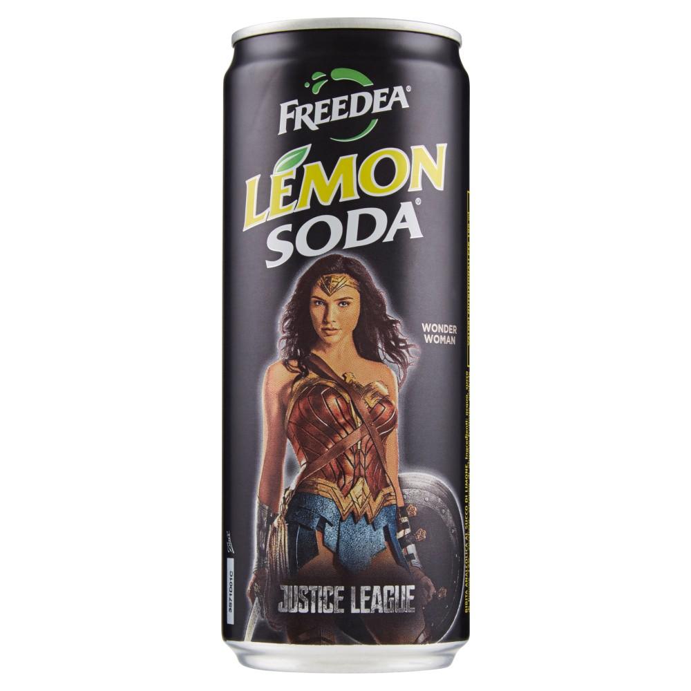 Freedea, Lemonsoda