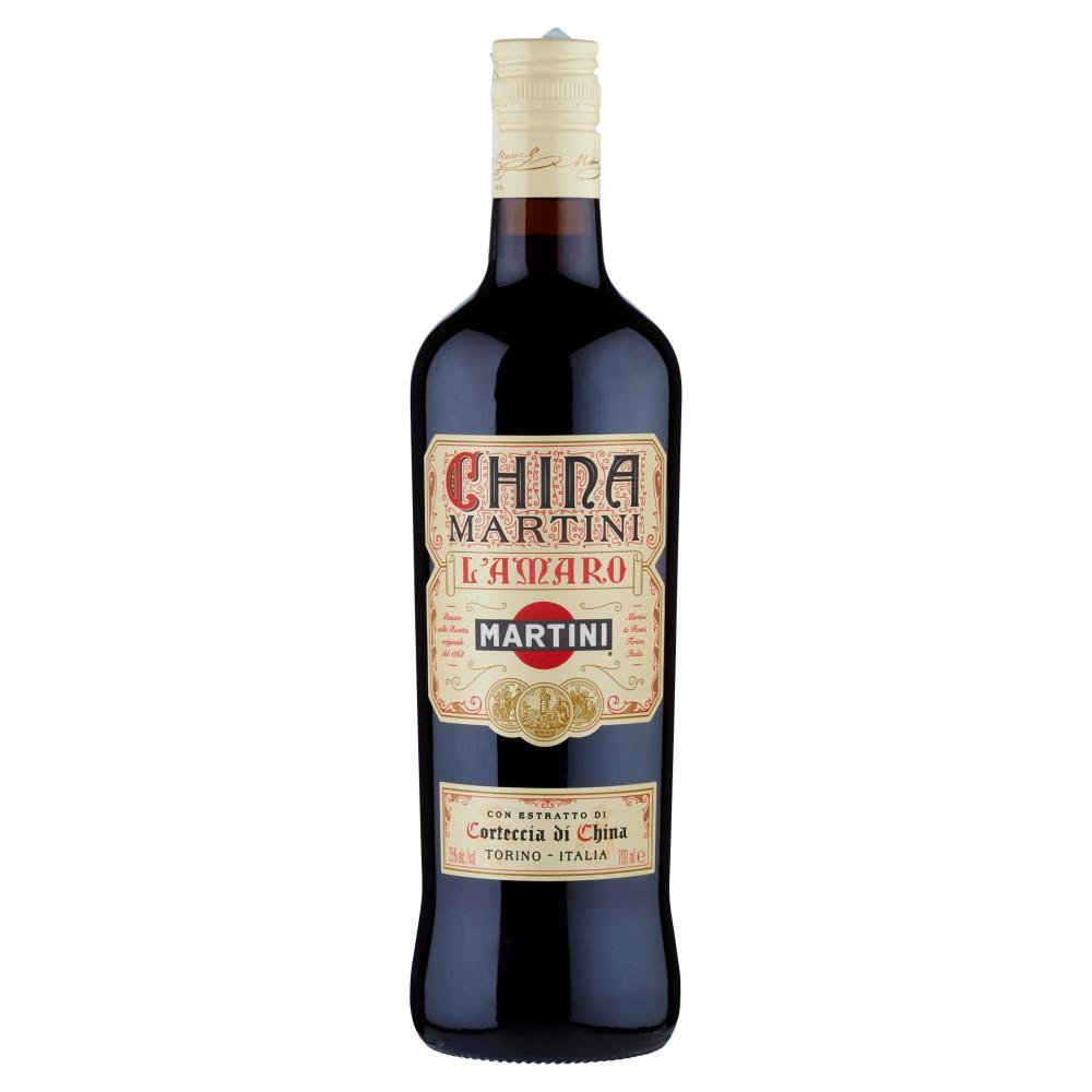 Martini, China Martini L'amarodolce