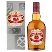 Chivas Regal, 12 Years Old Blended Scotch Whisky