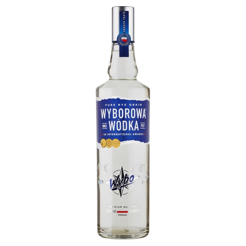 Wyborowa, Wodka
