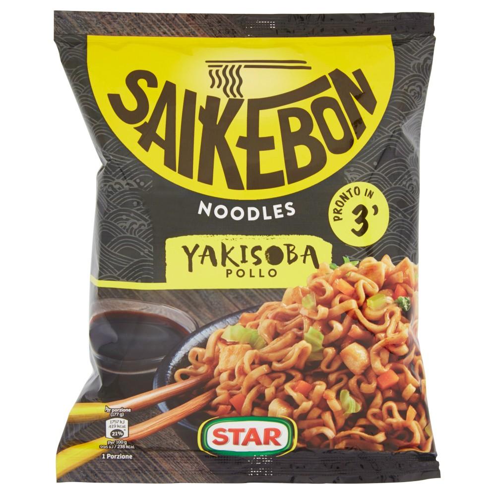 Star, Saikebon Yakisoba classic