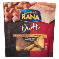 Giovanni Rana Duetto Funghi in pezzi - Taleggio D.O.P.