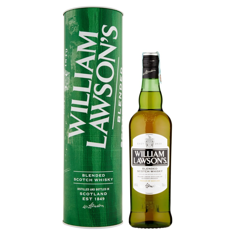 William Lawson's,  Blended scotch whisky