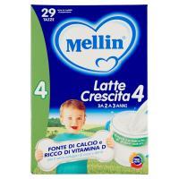 Mellin, Latte Crescita 4 in polvere