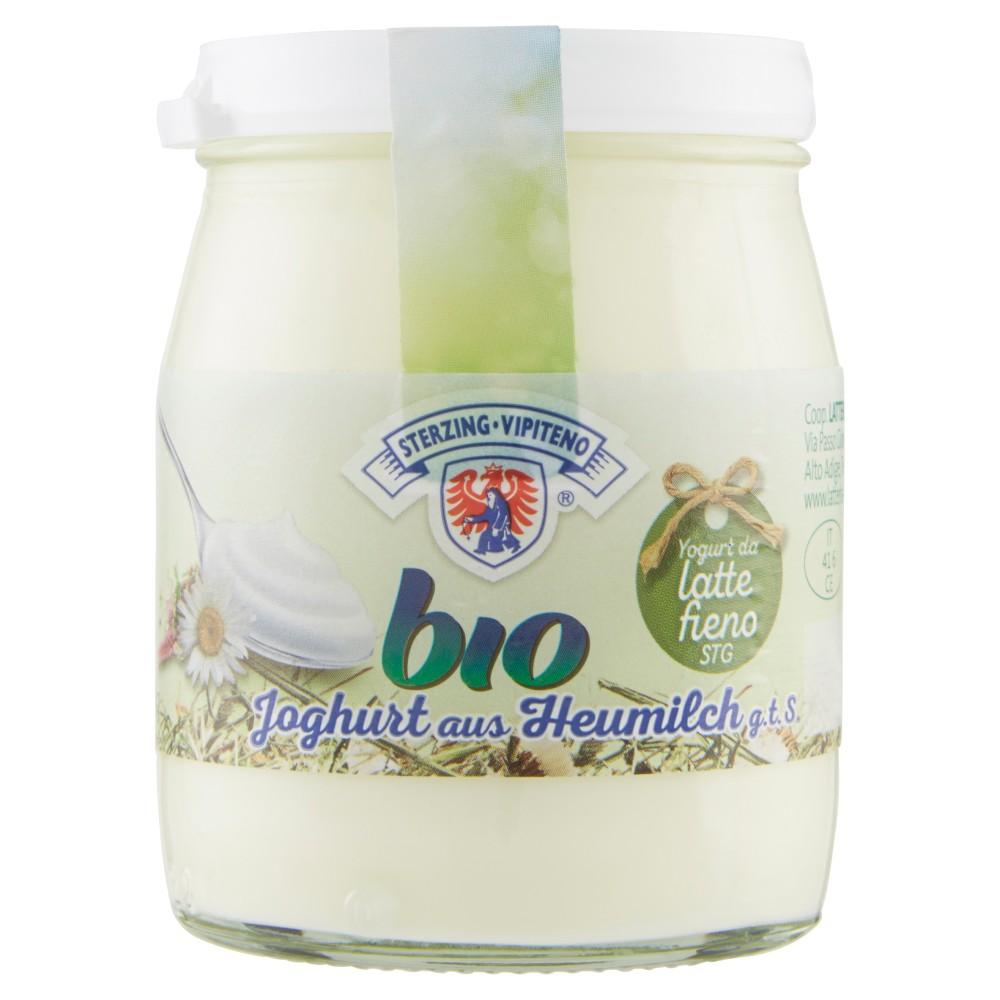 Sterzing Vipiteno, Bio yogurt bianco
