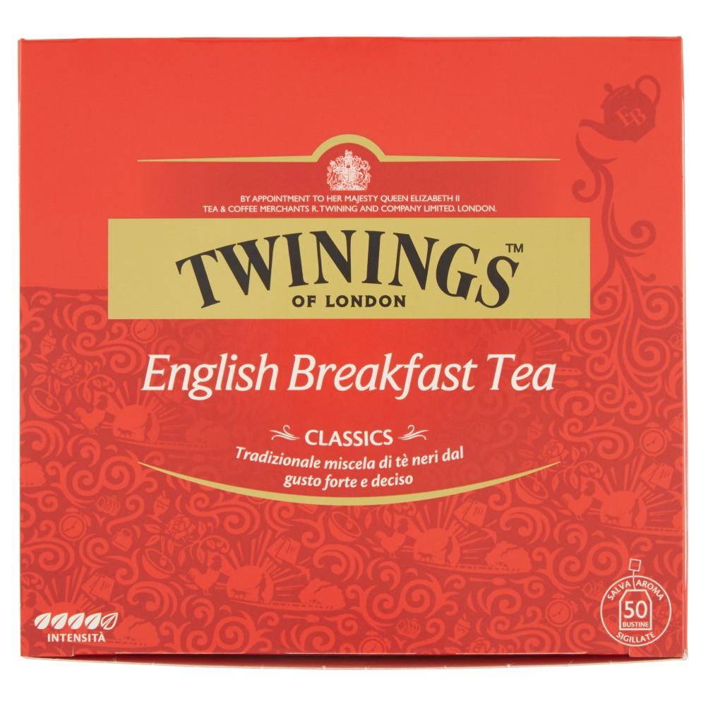 Twinings, Classics English Breakfast Tea