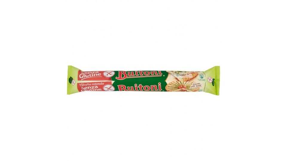 BUITONI LA SFOGLIA ROTONDA SENZA GLUTINE Pasta sfoglia fresca rotolo