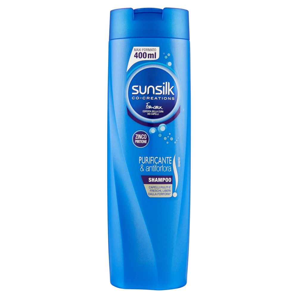Sunsilk, Purificante shampoo