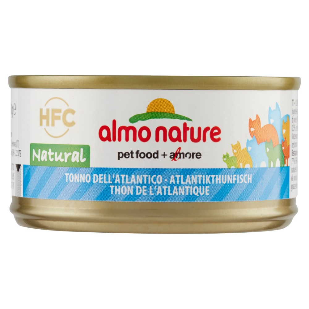 almo nature HFC Natural Tonno dell'Atlantico