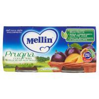 Mellin - Prugna con Mela, Omogeneizzato