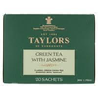 Taylors of Harrogate, Green Tea with Jasmine 20 filtri