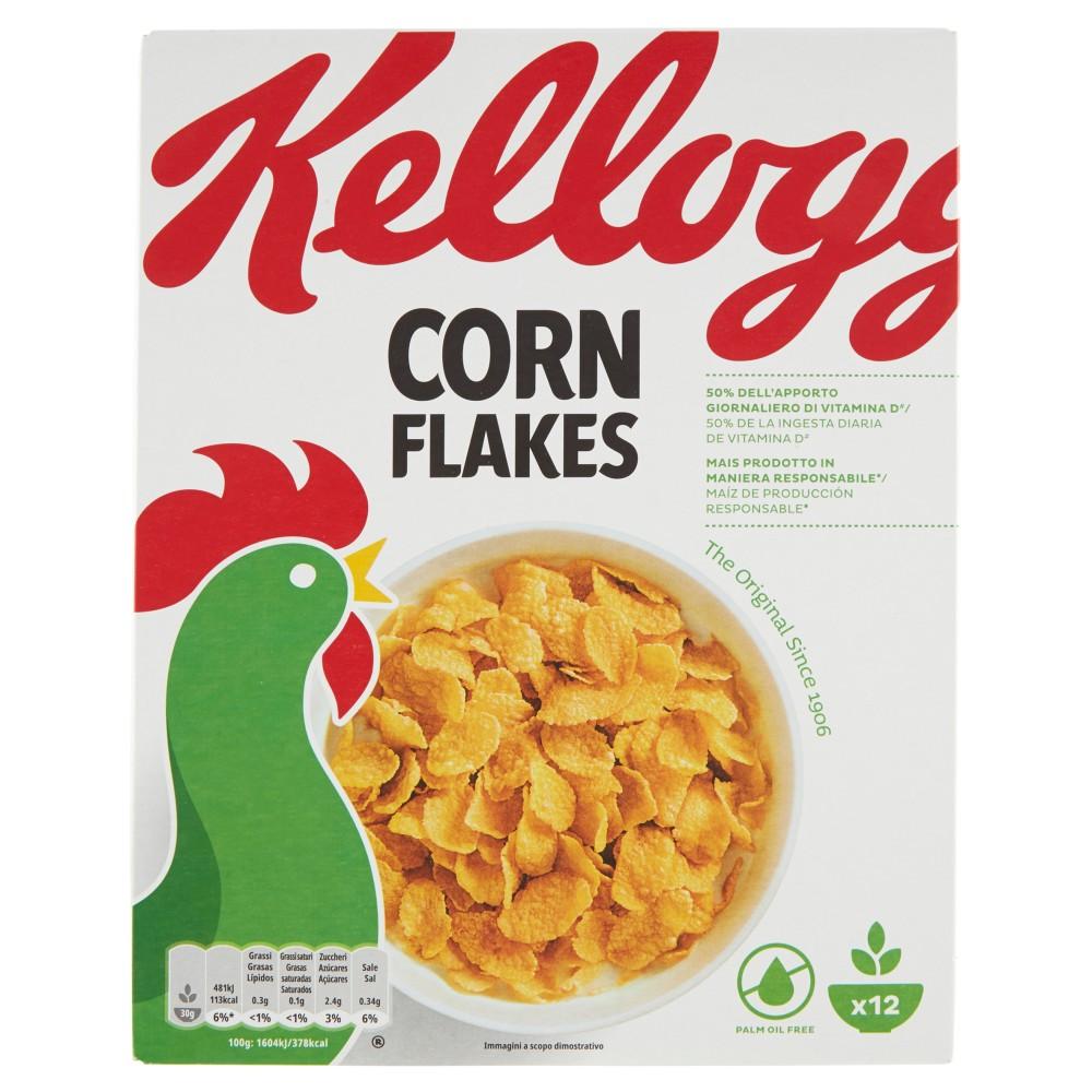 Kellogg'S Corn Flakes Cioccolato
